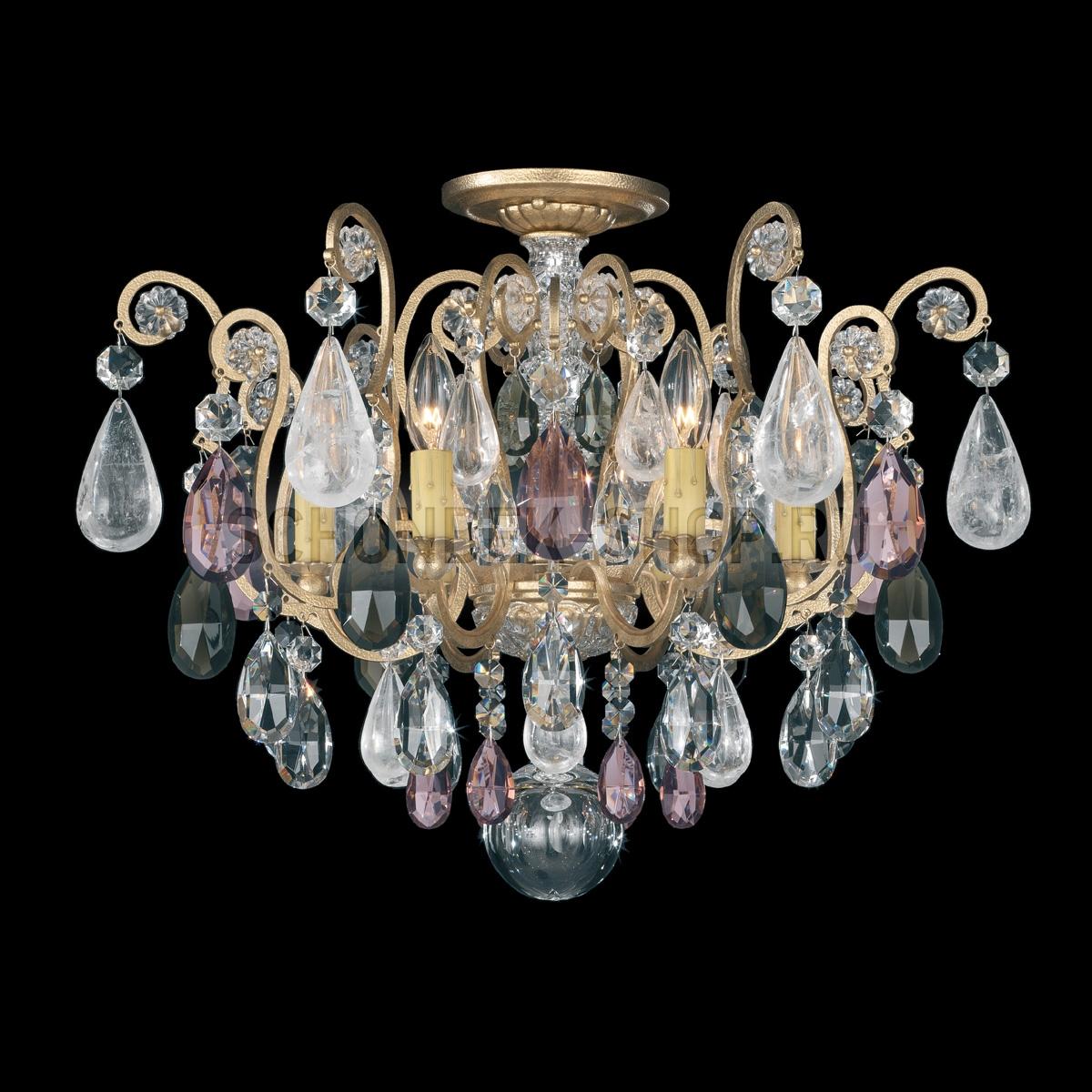 Фотография 1 - Светильник Schonbek Renaissance Rock Crystal 3584