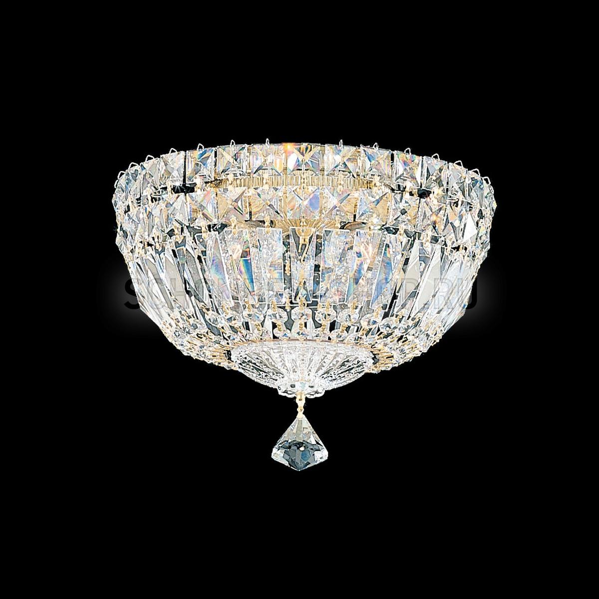 Фотография 1 - Светильник Schonbek Petit Crystal Deluxe 5891 М-401