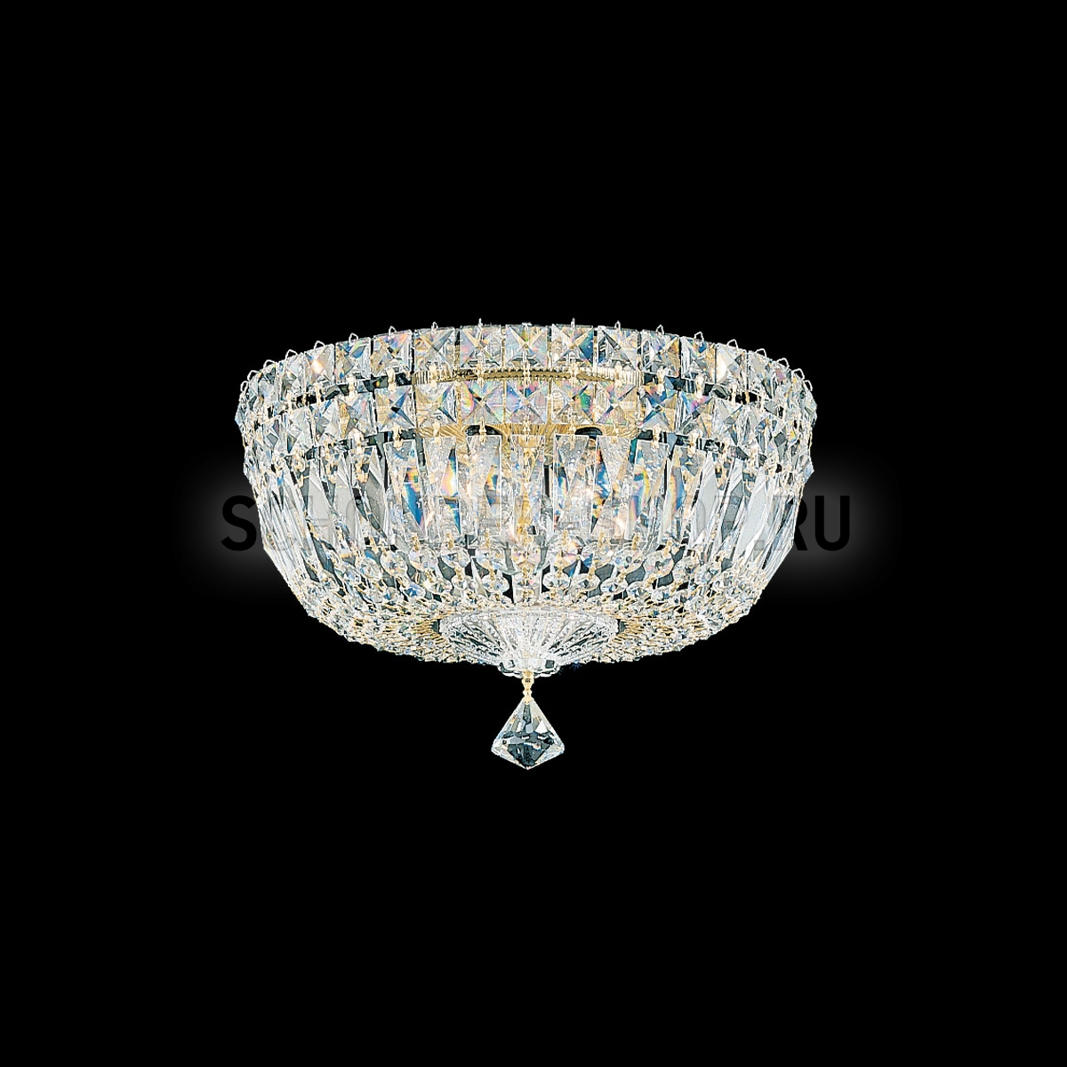 Фотография 1 - Светильник Schonbek Petit Crystal Deluxe 5892 М-40